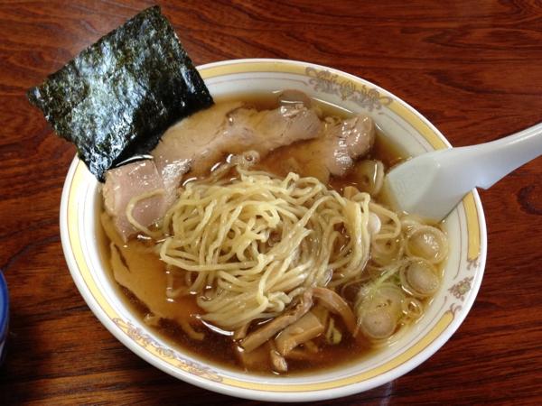琴平荘 チャーシューメン こってり 麺