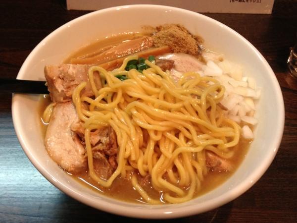 RAMEN MOSH チャーシューらーめん 麺W 麺