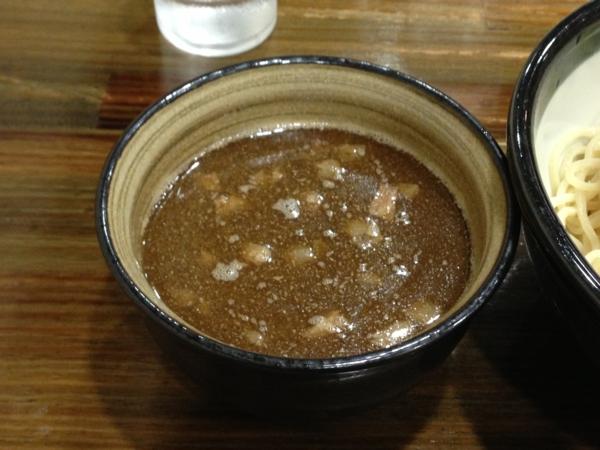 やまがみ つけ麺 スープ