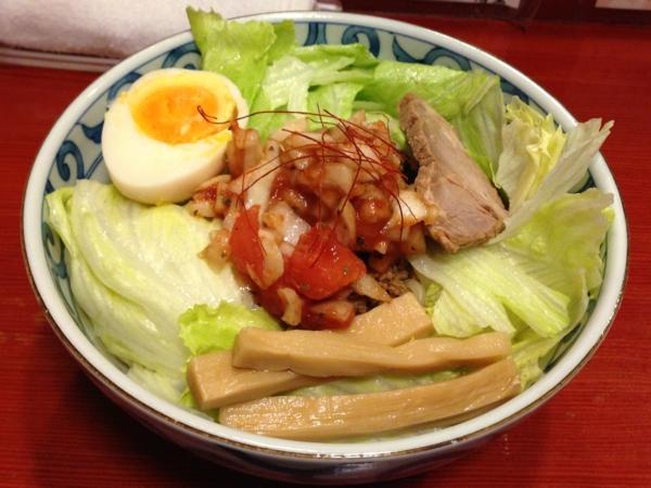 麺屋十郎兵衛 RUSH NOODLEⅡ(二杯目)