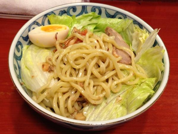 麺屋十郎兵衛 RUSH NOODLEⅡ(二杯目) 麺