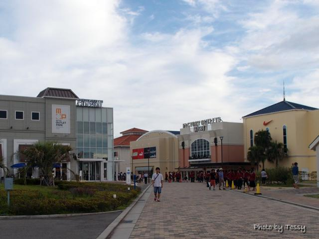 FACTORY OUTLETS WEST