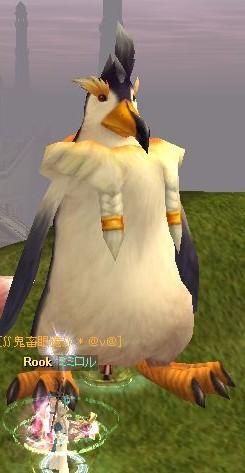 でかいペンギン