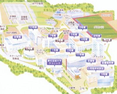 淑徳大学キャンパス