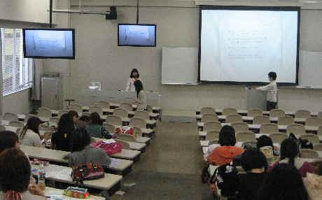 淑徳大学ゼミ