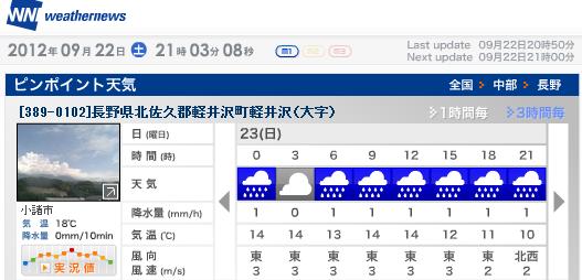 天気9・23