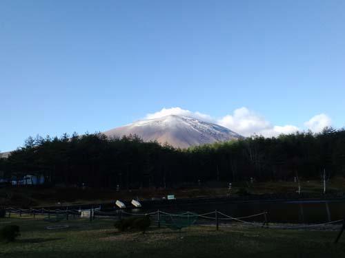 H26.11.3初冠雪浅間山