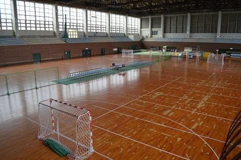 福大体育館