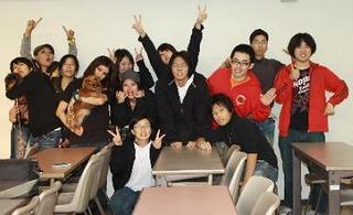 2011-11-13  ダンス部 学園祭集合!