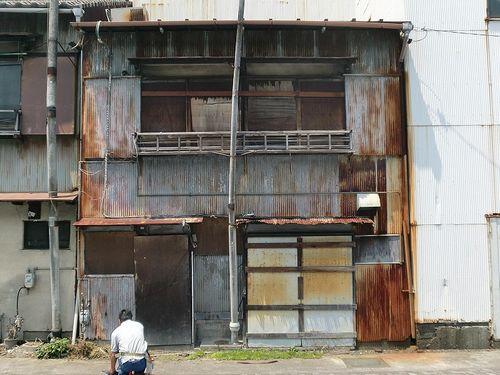 施工前建物