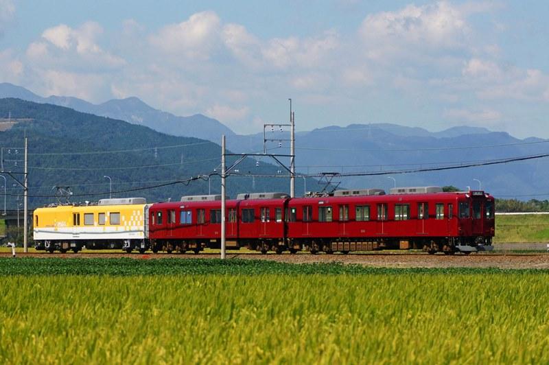 2014年9月22日 美濃高田~烏江にて (2)