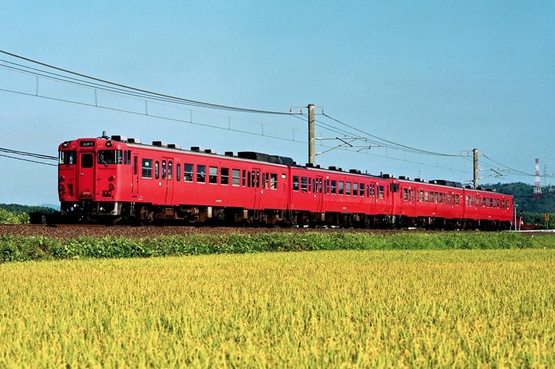 2000年8月15日 東松江~揖屋にて (2)