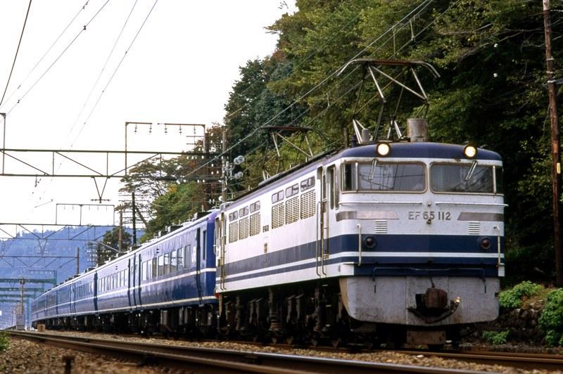 1996年11月10日 興津~由比にて