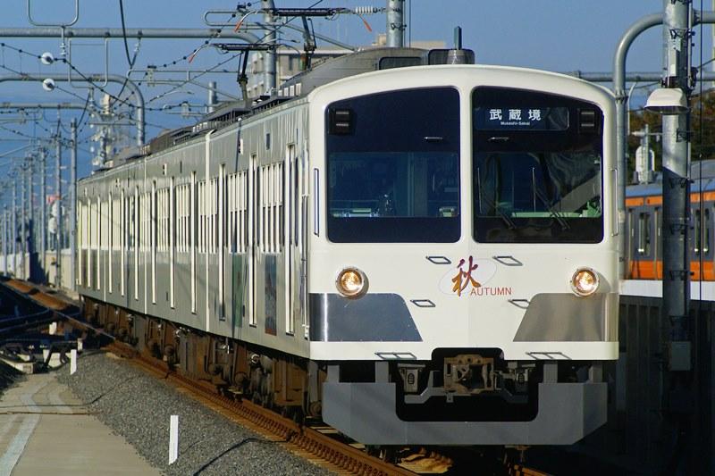 2010年11月5日 武蔵境にて (2)
