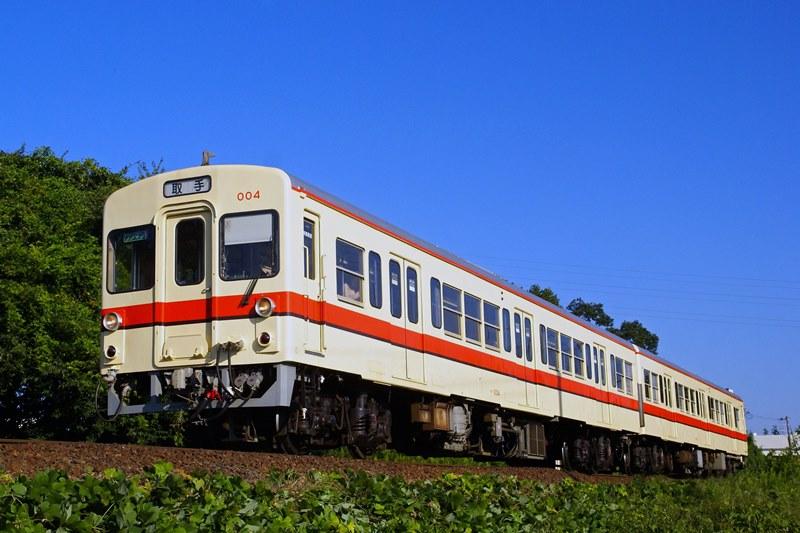 2014年9月29日 小絹~新守谷にて (3)