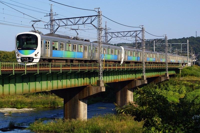 2014年9月29日 仏子~元加治にて (1)