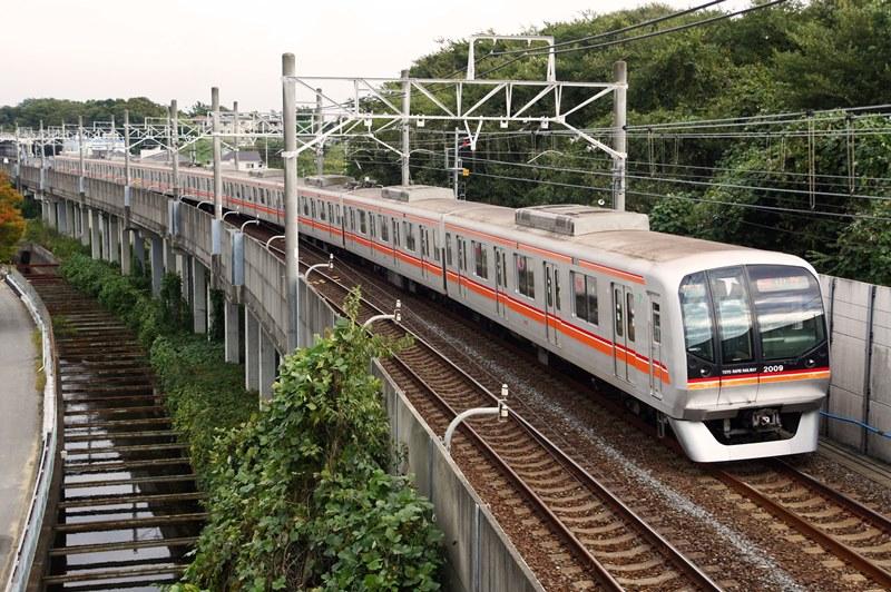 2014年10月20日 飯山満~東海神にて (1)