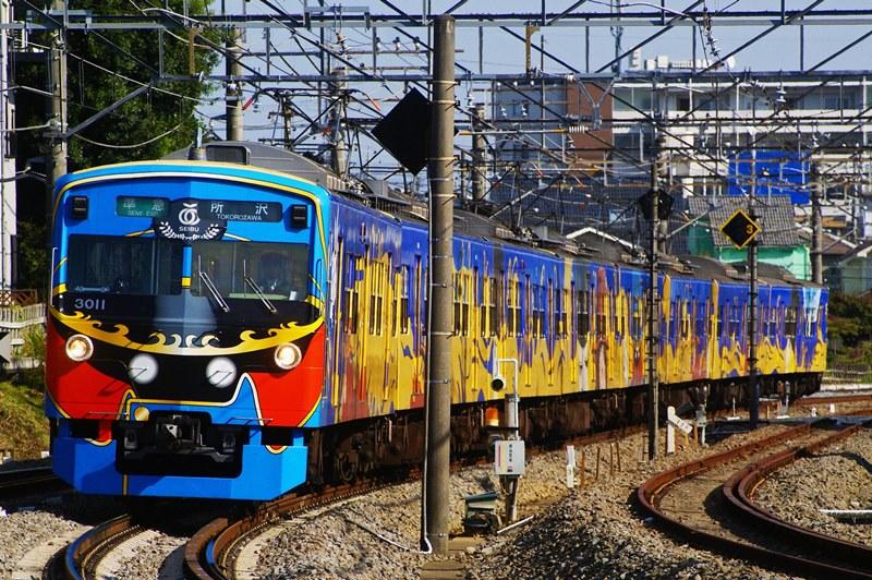 2014年10月24日 秋津~所沢にて (1)
