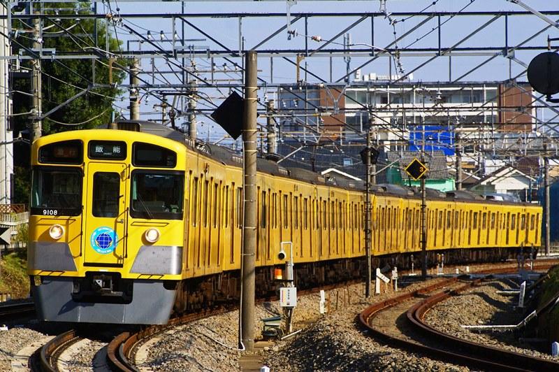 2014年10月24日 秋津~所沢にて (2)