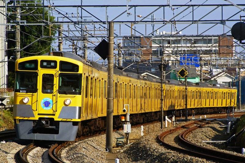 2014年10月24日 秋津~所沢にて (4)