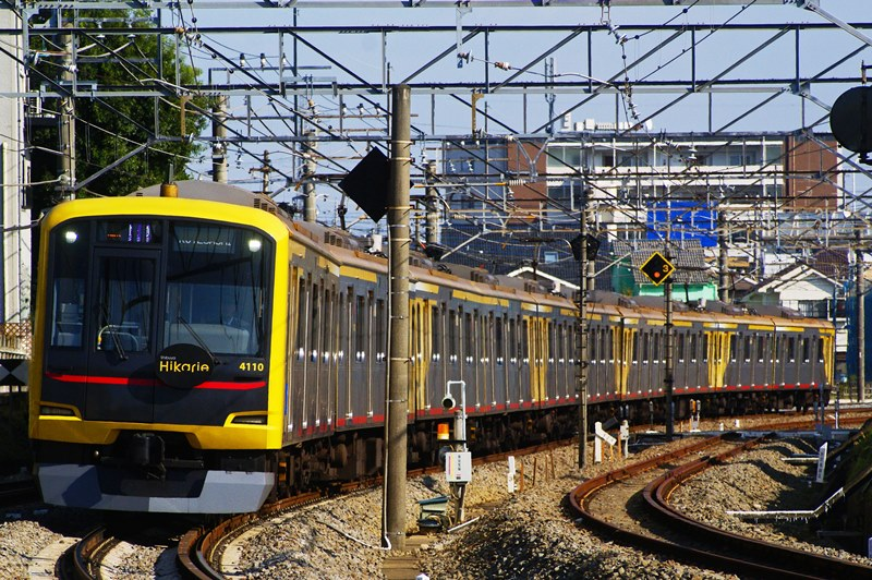 2014年10月24日 秋津~所沢にて (6)