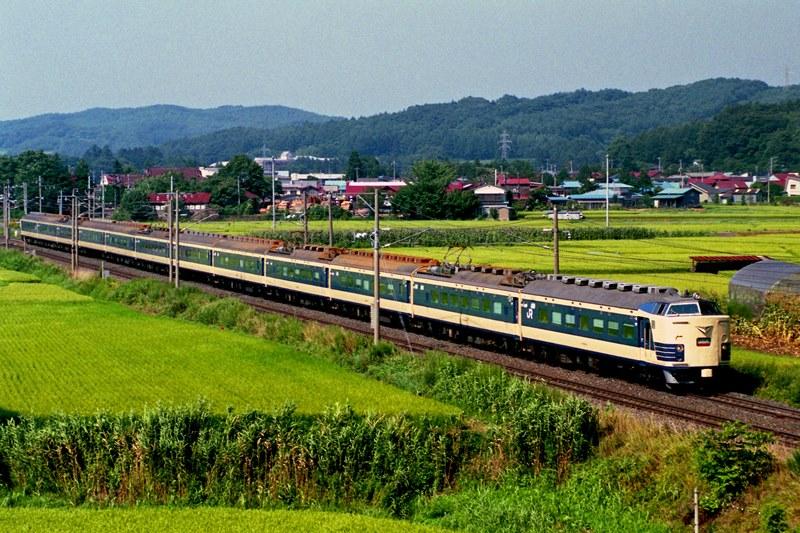 1994年8月17日 岩手川口~好摩にて (4)