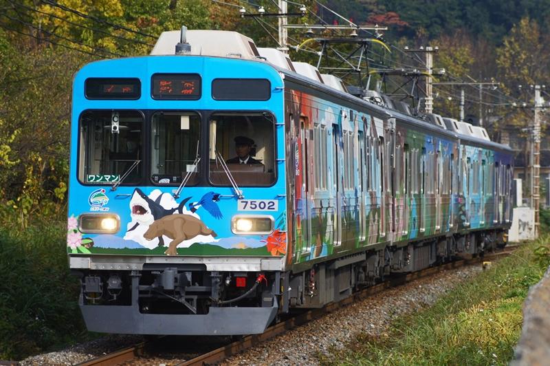 2014年10月31日 樋口~野上にて (1)