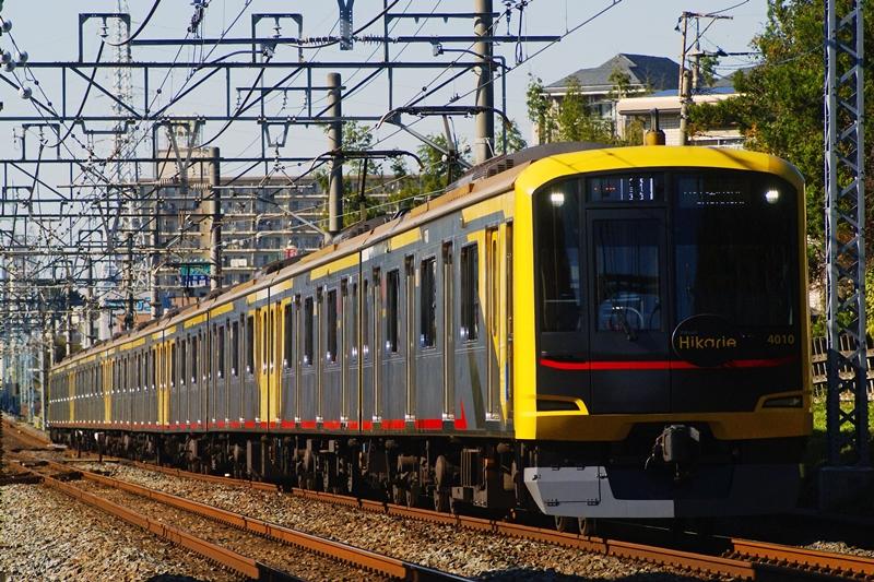 2014年11月4日 柳瀬川~志木にて (3)
