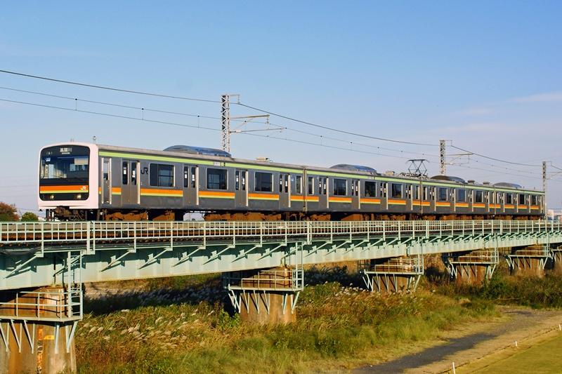 2014年11月4日 西川越~的場にて (3)