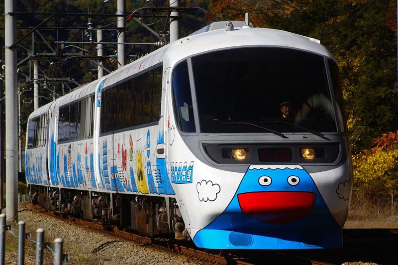 2014年11月14日 田野倉~禾生にて