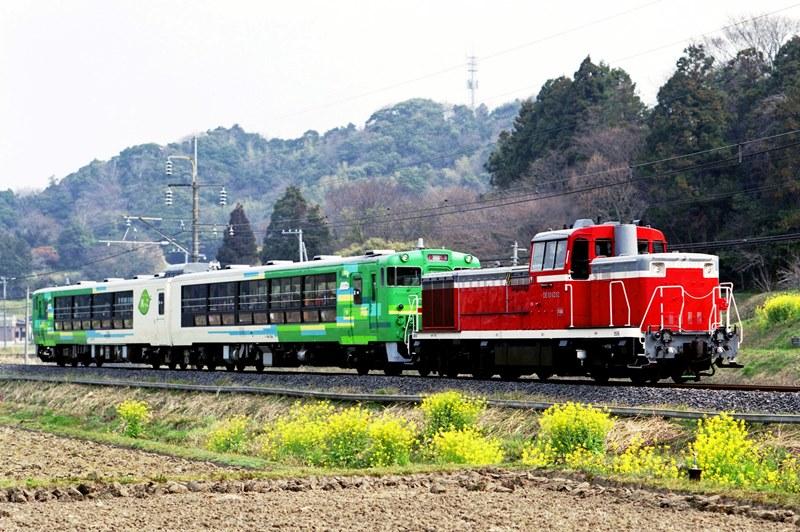 2007年3月24日 佐貫町~上総湊にて (1)