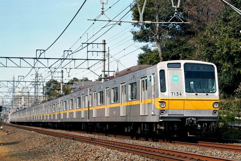 2005年2月6日 柳瀬川~志木にて (4)