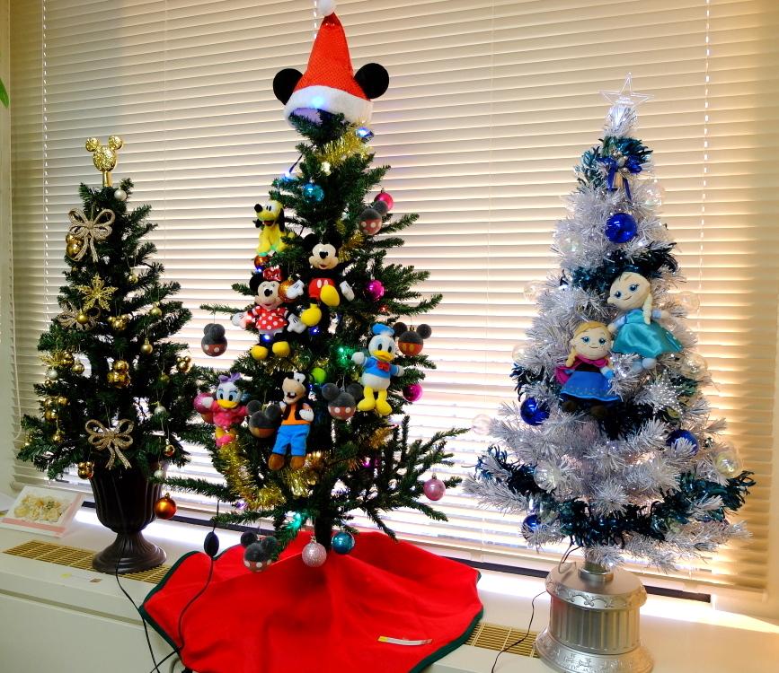 ディズニークリスマスツリー01