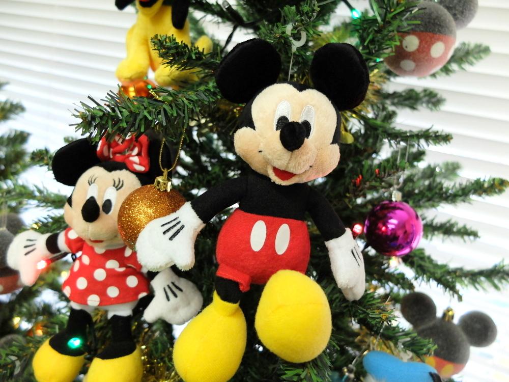 ディズニークリスマスツリー04