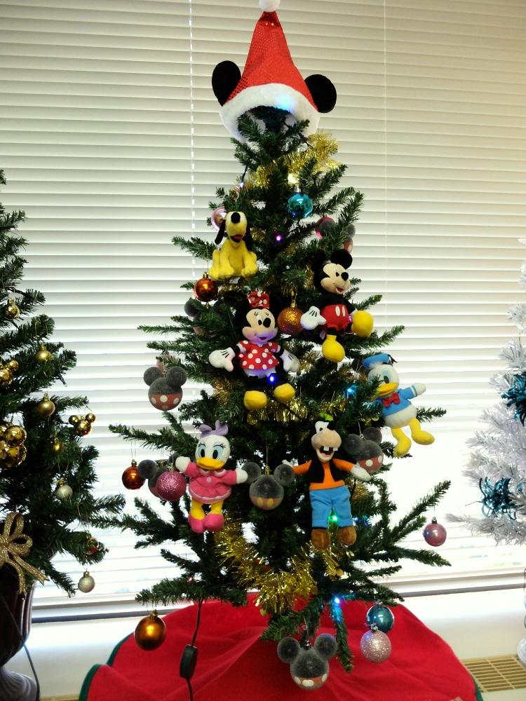 ディズニークリスマスツリー02