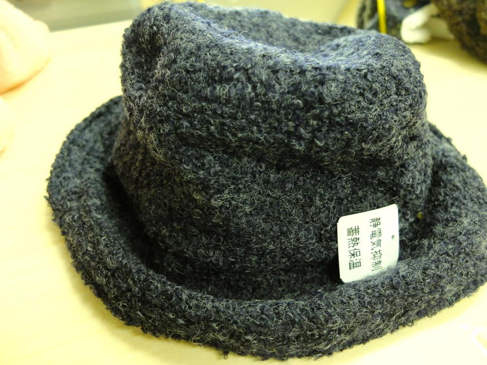 ベルメゾン 帽子01