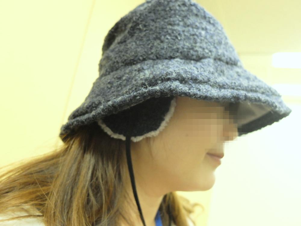 ベルメゾン 帽子06