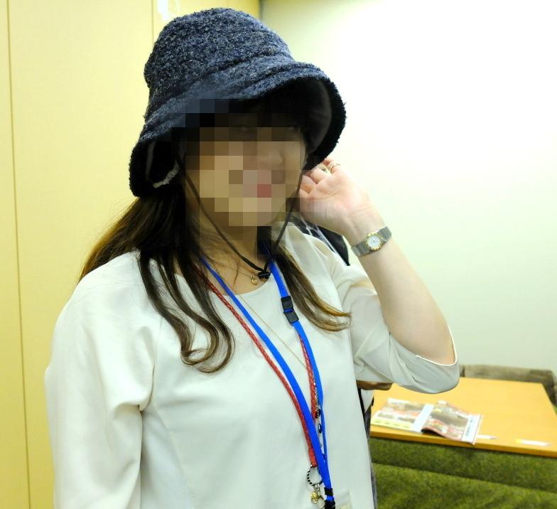 ベルメゾン 帽子04