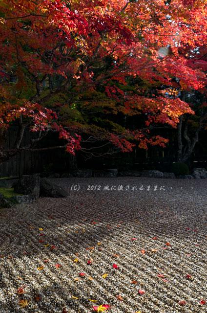 2012年 高野山・天徳院2
