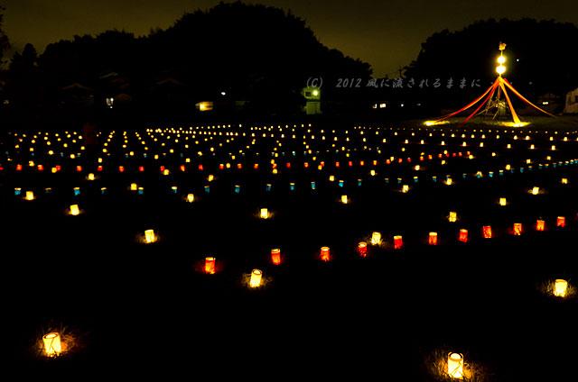 奈良・飛鳥光の回廊の風景5