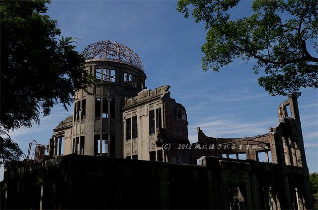 広島・原爆ドーム1