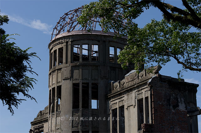 広島・原爆ドーム4