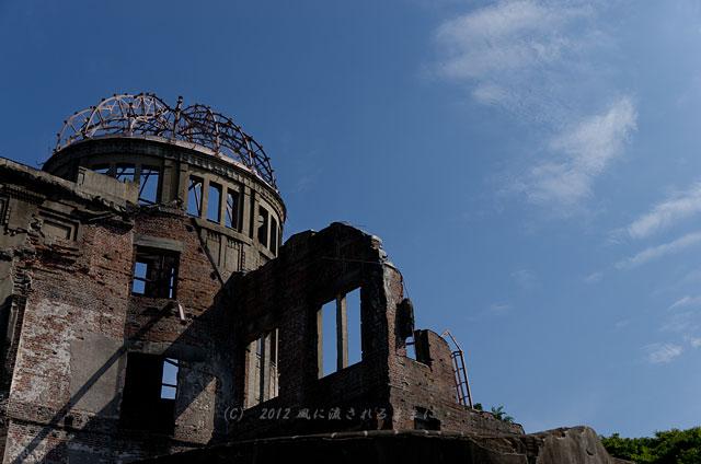 広島・原爆ドーム7