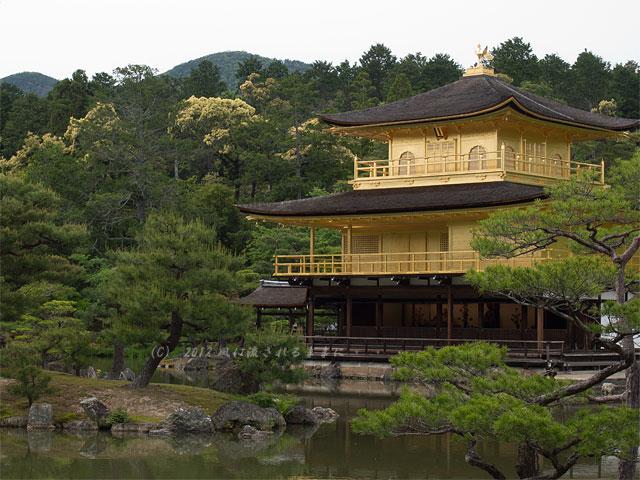 京都・金閣寺2
