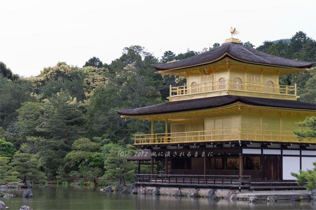 京都・金閣寺4