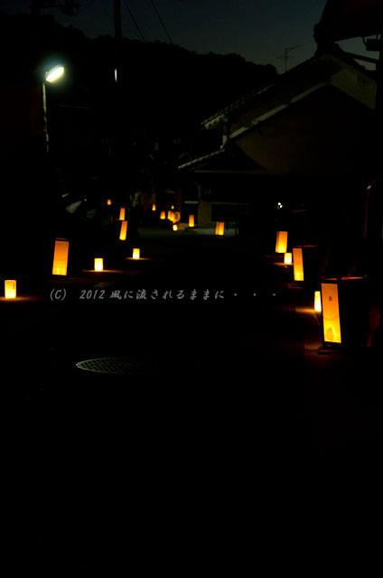 奈良・飛鳥光の回廊の風景7