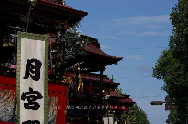 滋賀・大津祭1