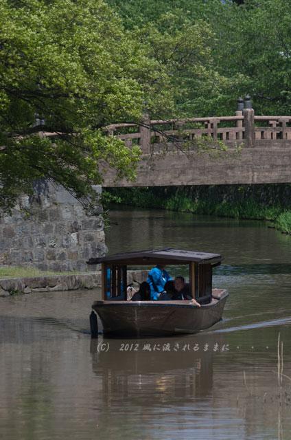 滋賀・近江八幡の町並み1