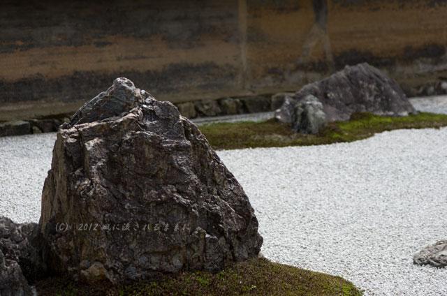 京都・龍安寺 方丈庭園(石庭)4