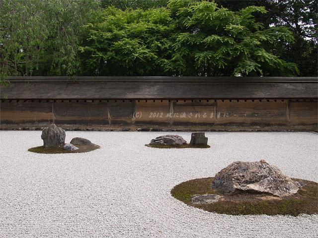 京都・龍安寺 方丈庭園(石庭)6